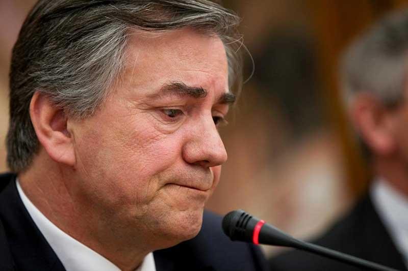 """Finanças criam nova actividade """"ser detido"""" para Armando Vara poder entregar o IRS"""