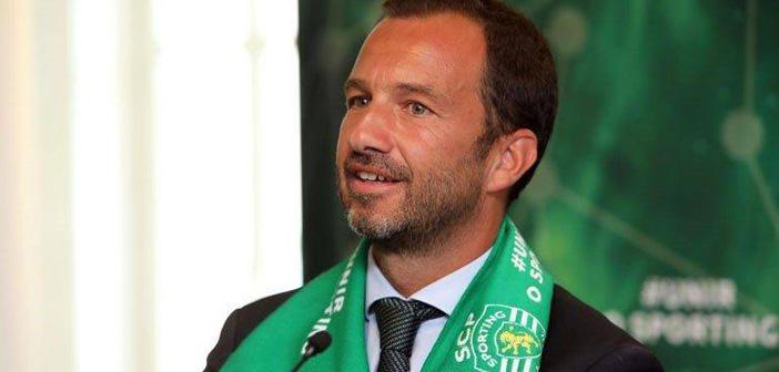 Sporting deu tudo para tentar trazer já Ronaldo: Na proposta, Frederico Varandas assinou como Frederico Marquises