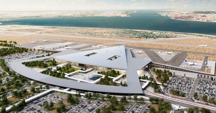 Novo aeroporto de Lisboa deverá ser em Cabul