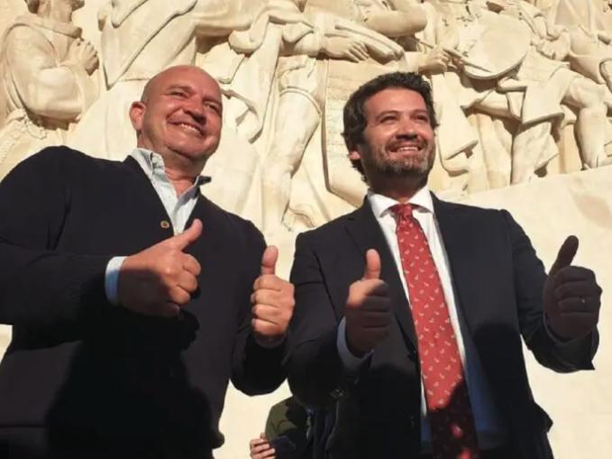 Abanão em Lisboa: Nuno Graciano ainda não começou a campanha e já está a cumprir promessas eleitorais