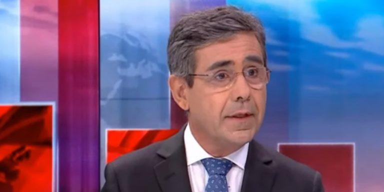Espanha limita fronteiras com Portugal mas Gomes Ferreira diz que Portugal nem sequer faz fronteira com Espanha
