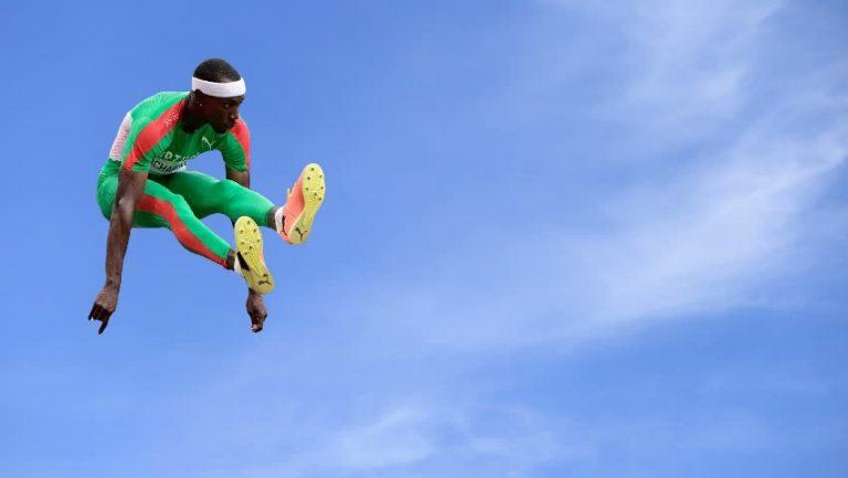 Depois da competição, Pichardo vai de férias com um saltinho até ao Algarve