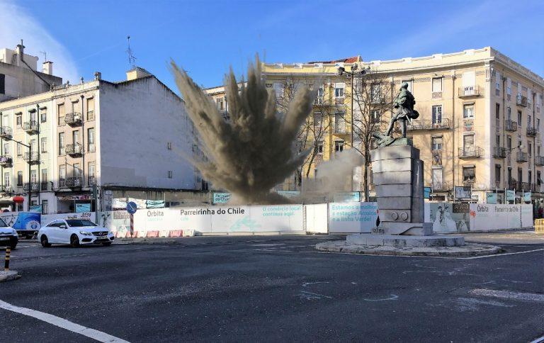 Lisboa: Medina detona parte do Metro de Arroios porque não achava correcto reabrir em cima das autárquicas