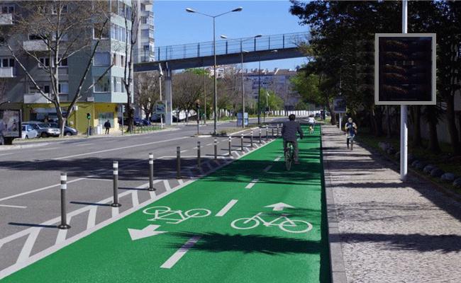 Lisboa: Primeira medida de Moedas será abrir o trânsito nas ciclovias aos automóveis